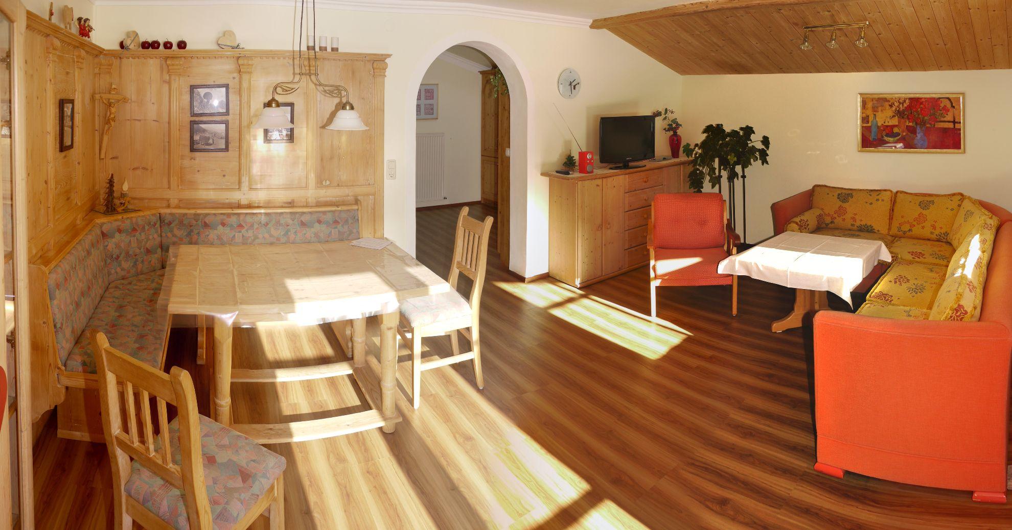 Landhaus Tröber - Ferienwohnung 1