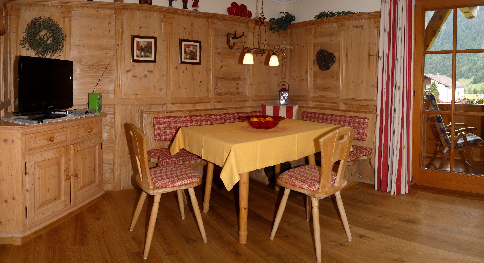 Landhaus Tröber - Ferienwohnung 3